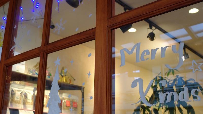 クリスマス トミィミューズリー 飛騨高山 カフェ ベジランチ 野菜ランチ オーガニック 食事