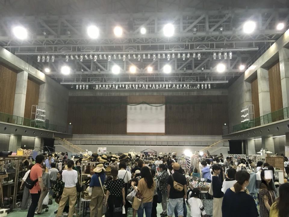 お散歩マルシェ 雑貨 女子 家族 イベント 飛騨高山
