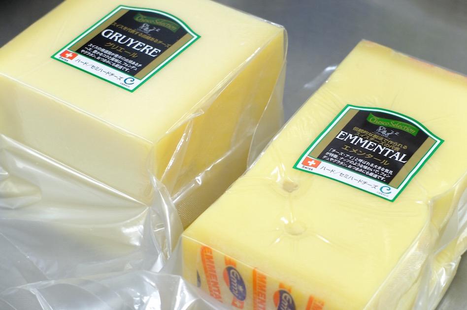 チーズフォンデュ スイス